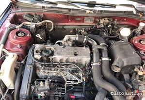 peças Mitsubishi Galant 1997 diesel