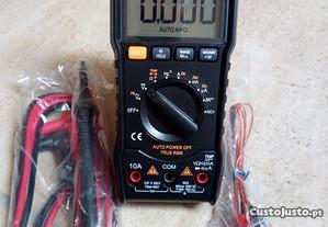 Multimetro Mustool MT108T Escala Automática!
