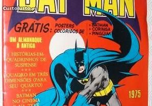 Almanaque de Batman - Ebal 27 X 36 cm