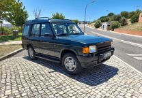 Land Rover Discovery 7 lugres - 95