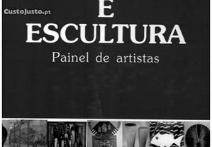 Cerâmica e Escultura - Painel de Artistas