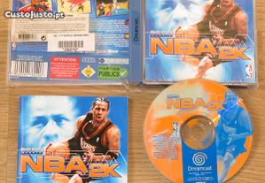 Dreamcast: NBA 2K