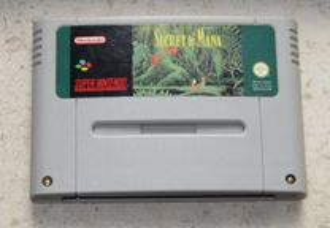 Super Nintendo: