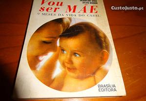 livro vou ser mãe