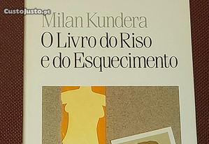 O livro do Riso e do Esquecimento - Kundera