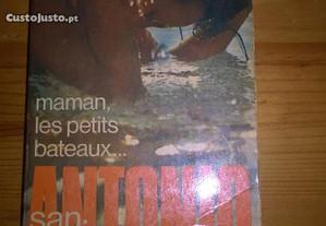 Livro San-Antonio Maman, Les Petits Bateaux