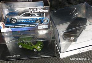Pack de carros miniaturas