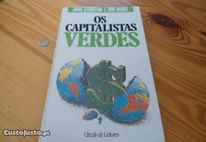 Os Capitalistas Verdes de John Elkington e outro
