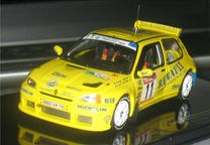 Renault Clio Maxi - Rally du Rouergue 1995- Jordan