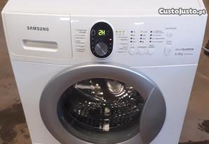 Máquina de Lavar roupa Samsung Digital 6 kg, nova