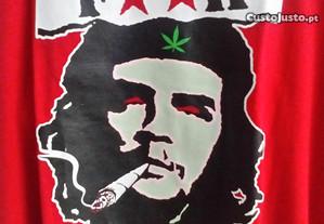 TS Che Guevara Maria XL Erva Hemp Bob Marley Nova