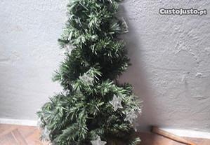 Árvore Natal +/- 0.90 estrelinhas