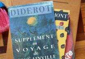 Diderot, supplement au Voyage...