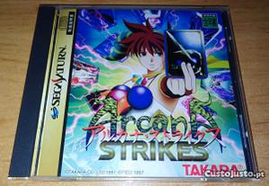 arcana strikes (ntsc-jap) - sega saturn