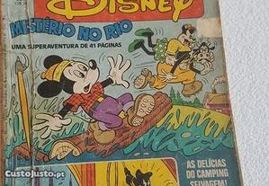 Almanaque Disney Mistério no Rio