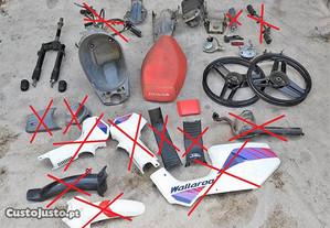 peças Honda Wallaroo PK50