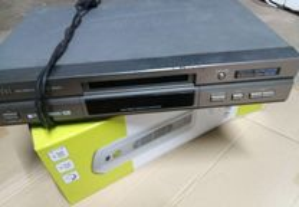 Leitor DVDs Samsung
