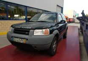 Land Rover Freelander 2.0 Td ano 2000