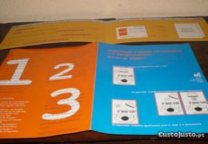 Panfletos de HST - ergonomia