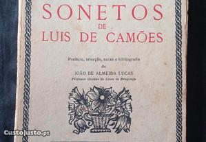 Sonetos de Luis de Camões - João Almeida Lucas