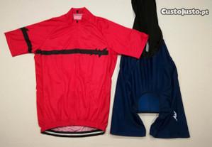 Equipamento Ciclismo Morvelo - Woman