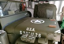 Jeep Willys Hutchison