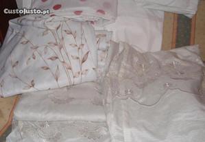 sortido de cortinados para sala e quarto