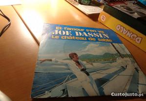 Disco Single Joe Dassin Usado