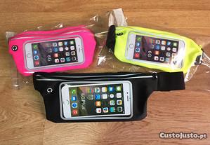 Bolsa/cinto de corrida para Smartphone-iPhone 6/6P