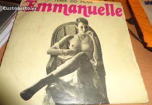 Vinil Single Tema do Filme Emmanuelle Of.Envio