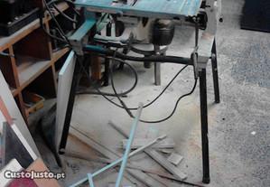 maquina de cortar madeira de mesa giratória