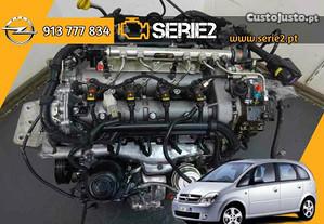 Motor Opel Meriva 1.3 CDTI 90cv_ Z13DTH