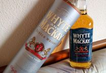 Whisky Whyte and Mackay.