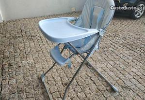 Cadeira de refeição para criança marca Zippy