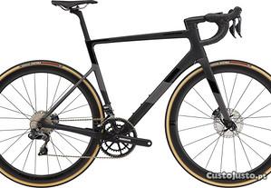 Cannondale SuperSix EVO Hi-MOD Disc Ultegra Di2 2021 Carbon Road Bike