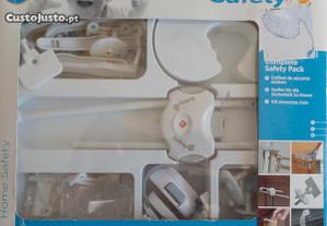 Kit de Segurança para casa Moveis e Tomadas (123)