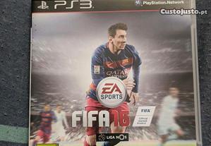 FIFA 16 PS3 como novo