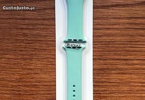 Bracelete de silicone para Apple Watch 38mm / 40mm / 41mm