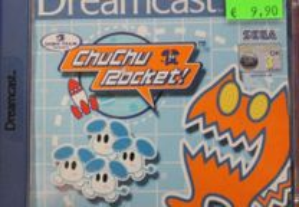 Jogo Dreamcast Chuchu Rocket