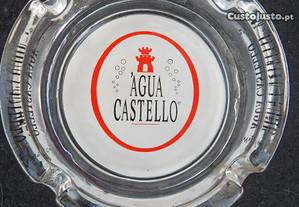 Cinzeiro Publicitário da Água Castelo