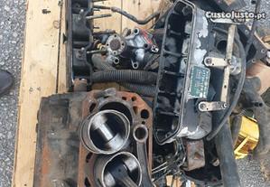 Motor Yanmar 3TN 75 H para peças