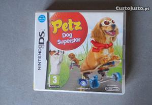 Jogo Nintendo DS - Petz Dog Superstar