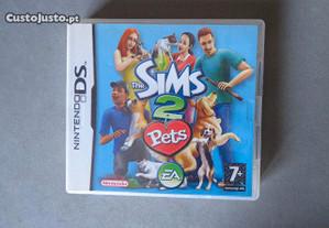 Jogo Nintendo DS - The Sims 2 Pets