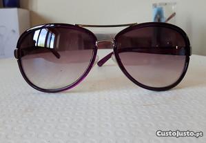 Óculos de sol feminino. novo