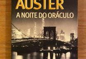 A Noite do Oráculo - Paul Auster