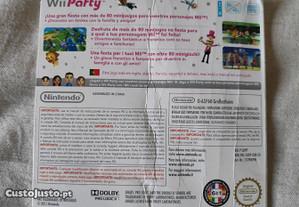 Jogo Nintendo Wii Wii u Wii party c 80 mini jogos