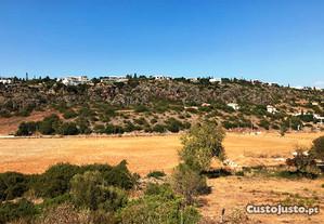 Lote de terreno urbano com Albufeira