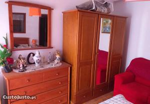 Apartamento T0 Mobilado
