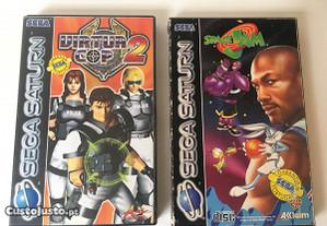 Jogos Sega Saturn