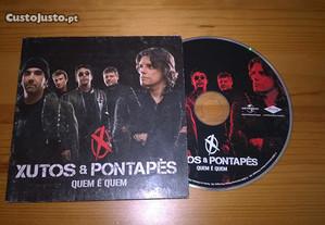 CD Quem É Quem - Xutos & Pontapés